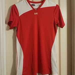 Mens size Small Under Armour Compression Shirt